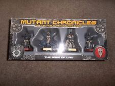 Fantasy Flight Games Mutant Chronicles The Book of Law