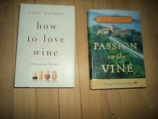 2 Wine Memoirs Loving Wine Asimov AND Passion on Vine Esposito