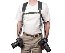OP/TECH usa double harnais xl appareil photo binoculaire bracelet OPTECH 2 appareil photo sangle x-large