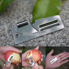 Mini Outdoor Opener 2 in 1 Stainless Steel Multifunction Can Opener Tools US