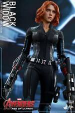 Hot Toys Black Widow Avengers Age of Ultron 1/6 Scale Figure MMS288