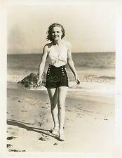 ELIZABETH RUSSELL 30s VINTAGE PHOTO ORIGINAL