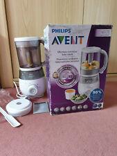 Philips Avent 4in1 Babynahrungszubereiter (SCF885/01)