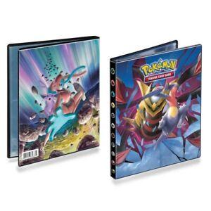 Unified Minds A5 4 pocket portfolio binder. Pokemon Garchomp & Giratina