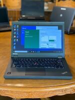 Lenovo ThinkPad Laptop Core i7 8 GB RAM Windows 10 Pro Microsoft Office Grade A