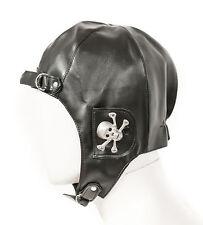 Aviator Pilot Hat Steampunk  Motorcycle Cap Vintage WWII Pilot Hat Halloween