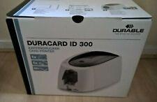 Durable Duracard ID 300 Card Printer (8910 00)