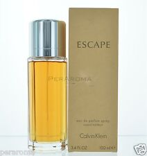 Escape by Calvin Klein for Women  Eau De Parfum 3.4 OZ 100 ML Spray