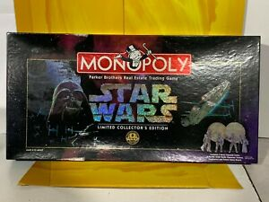 Star Wars - Collector's Edition Monopoly