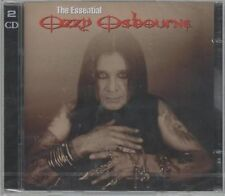 OZZY OSBOURN THE ESSENTIAL BLACK SABBATH - 2 CD SIGILLATO!!!