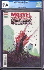 Marvel Zombies: Resurrection #1 (Marvel Comics, 2020) CGC 9.6 Hans Variant Cover
