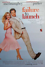FAILURE TO LAUNCH MOVIE POSTER (MV18)