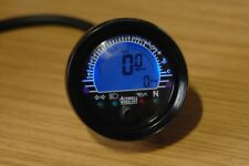Acewell MD52-353 Digidash with speed, rpm, temperature and warning lamps