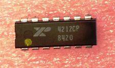 5 Pcs New XR4212CP Exar Quad OpAmp DIP NOS