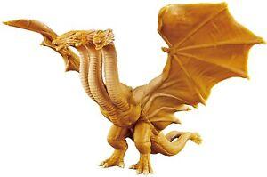 BANDAI Godzilla King Ghidorah Soft Vinyl  Movie Figure 2019