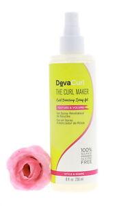 DevaCurl The Curl Maker Boosting Spray Gel, 8 oz