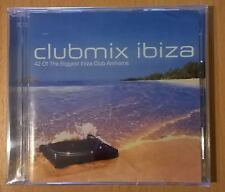CLUBMIX IBIZA (2CD neufs scellés/Sealed) 42 of The Biggest Ibiza Club Anthems