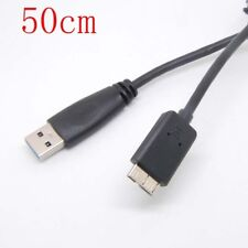 usb3.0 PC Power Charger + Data SYNC Cable For WD My Passport WDBACY5000ARD 0cm