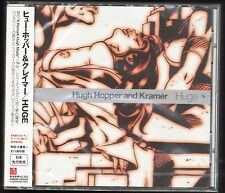 Huge by Hugh Hopper and Kramer creativeman disc CMDD-00069 Japanese release