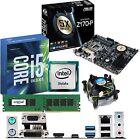 INTEL Core i5 6600K 3.5Ghz & ASUS Z170-P & 4GB DDR4 2133 CRUCIAL Bundle
