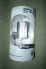 Cell Phone Home Power Adapter LG Phones PointMobl Plus USB 18 Pin Connector 6ft