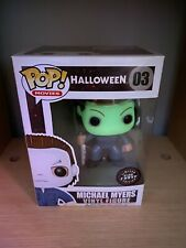 Funko Pop! Movies Halloween Michael Myers 03 Limited Edition Glow Chase Vinyl