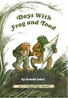 Days with Frog and Toad (An I Can Read Book) by Arnold Lobel