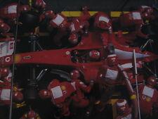 Poster Marlboro Ferrari F2002 2002 #1 Michael Schumacher (GER) Pitstop