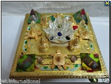 Sampurna Vastu Nabhi Naval Yantra Energized Auspicious Pious Remove Vastu Defect