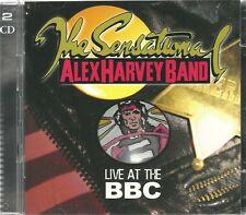 2 CD (NEU!) THE SENSATIONAL ALEX HARVEY BAND Live at the BBC (Faith Healer mkmbh