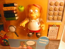 2002 The SIMPSON`s interactive figure WOS series 5  MARTIN PRINCE