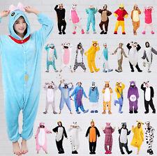 pijamas de animales onesie1 Unisex Disfraz De Kigurumi ropa de dormir cosplay