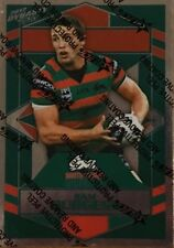 2012 NRL DYNASTY SILVER FOIL PARALLEL RABBITOHS SP150 SAM BURGESS CARD FREE POST