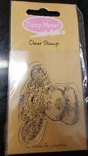 fizzy moon clear stamp - heart #NEW