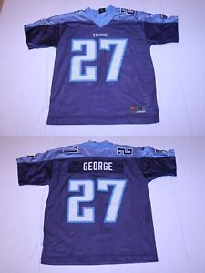 Youth Tennessee Titans Eddie George M (12) Vintage Jersey Nike