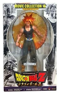 Dragon ball Z SS TRUNKS Movie Collection Figure 10in. Ages 8+