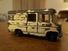Vintage Rare☆BINZ RETTUNGSWAGEN☆V292 T2 Mercedes Delivery Cargo Van WHITE f0