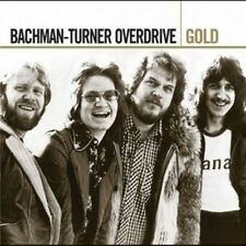 BACHMAN-TURNER OVERDRIVE - GOLD - 2CDS [CD]