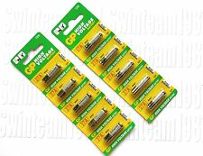 10x GP27A  Batteries Fresh Expire 2017 Free Shipping