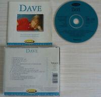 CD ALBUM BEST OF DAVE VERSIONS ORIGINALES SERIE GOLD 15 TITRES