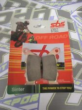 SBS Off Road Sinter Rear Brake Pads for KTM SX125 SX250 SX 125 250 1996-2002