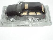 Sammlung Modellauto RANGE ROVER SPORT von DeAgostini 1:43 # 37 NEU!