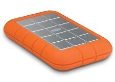 LaCie Rugged Mini 1000GB 1TB Mobile External Hard External USB 3 +Warranty