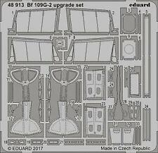 Eduard 1/48 messerschmit Bf - 109G-2 Upgrade Set # 48913