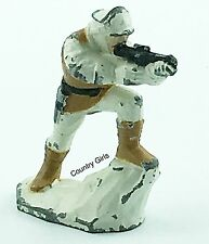 Star Wars Kenner Micro Collection Die Cast 1982 Ice Planet Hoth Rebel Soldier G3