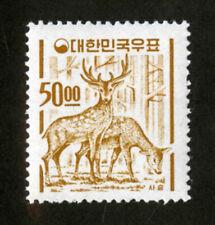 Korea Stamps # 367-A Vf Og Nh