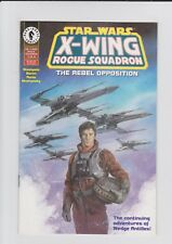Dark Horse Comics Star Wars X-Wing Rogue Squadron The Rebel Opposition #1-4 Rare