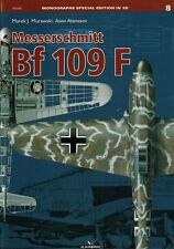 Messerschmitt Bf 109 F - Kagero Monograph Special English (HB)