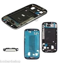 MIDDLE FRAME TELAIO CENTRALE METAL PLATE PER SAMSUNG GALAXY S3 i9300 BIANCO