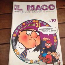 IL MAGO n.10 gen 1973 Mondadori M.Cinder Buz Sawyer Mio Mao B.C. Pippo Jacovitti